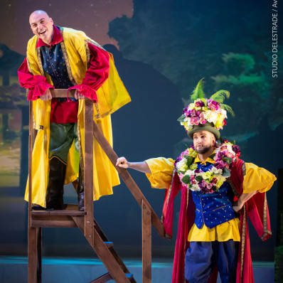 Guillaume Paire & Philippe-Nicolas Martin - La Veuve Joyeuse par Fanny Gioria