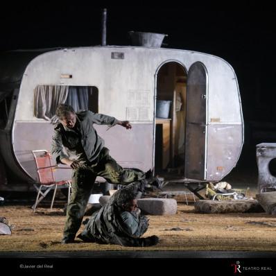 Andreas Schager & Andreas Conrad - Siegfried par Robert Carsen
