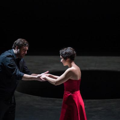 Pelléas et Mélisande par Daniel Jeanneteau