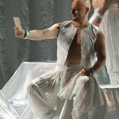 Antonino Siragusa dans l'Italienne à Alger