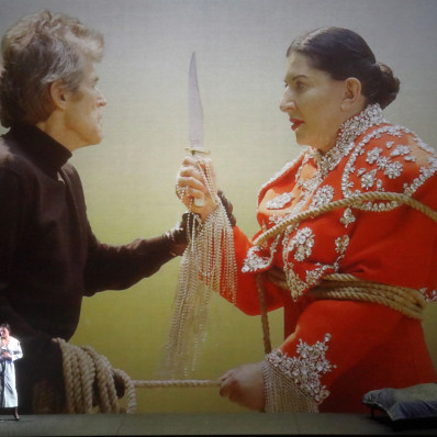 7 Deaths of Maria Callas par Marina Abramović, Lynsey Peisinger