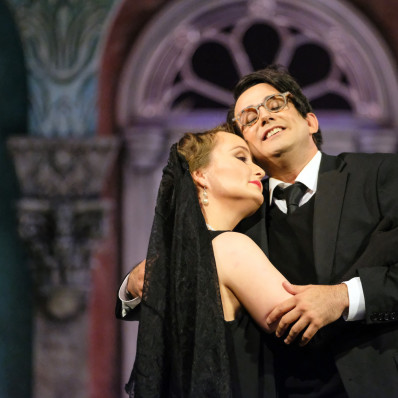 Julia Lezhneva & Franco Fagioli - Charles le Chauve par Max Emanuel Cencic