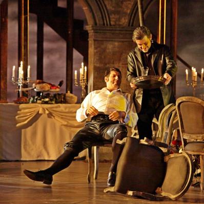 Bizic et Teitgen dans Don Giovanni