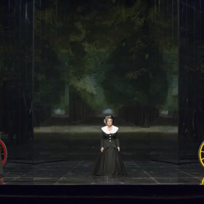 Michaele Kaune (Maréchale) dans le Chevalier à la rose