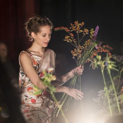 Anna Lucia Richter dans l'Orfeo