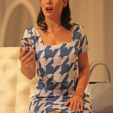 Annalisa Stroppa dans Cosi Fan Tutte par Frédéric Roels