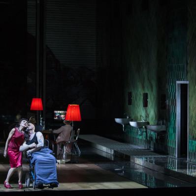 Iphigénie en Tauride par Krzysztof Warlikowski