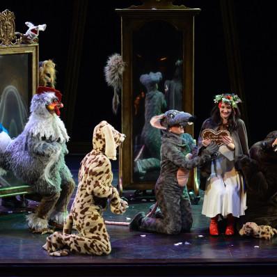 Blanche-Neige à l'opéra du Rhin
