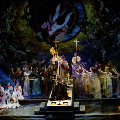 Tosca par Pier-Francesco Maestrini