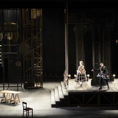 Salome Jicia et Franco Fagioli dans Semiramide