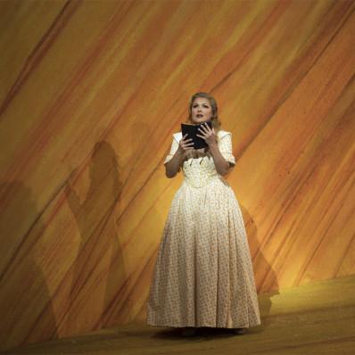 Anna Netrebko - Eugène Onéguine par Willy Decker