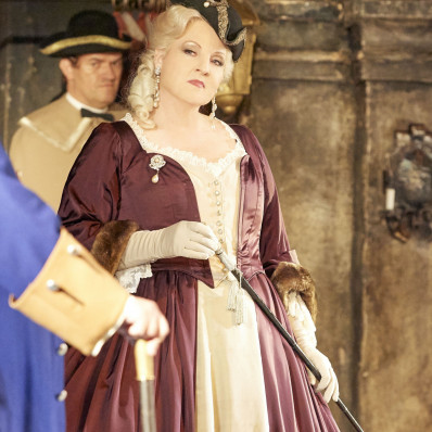 Linda Watson - Le Chevalier à la rose par Otto Schenk