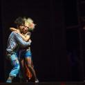 Giorgio Caoduro et Mélanie Boisvert dans La Flûte enchantée à Sanxay