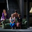 Sofia Pavone (Antonia), Anna Schoeck (Nuri), Anna Destraël (Rosalia), Jolana Slavikova (Pepa) - Tiefland par Walter Sutcliffe