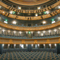 Vue intérieure du Théâtre Graslin