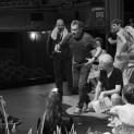 Patrice Caurier et Moshe Leiser en répétition