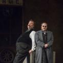 Bryn Terfel (Sir John Falstaff) et Franco Vassallo (Ford) - Falstaff par Dominique Pitoiset