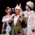 La Cenerentola par Jean-Pierre Ponnelle - Rebeca Olvera, Carlos Chausson & Rosa Bove