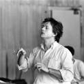 Patrice Chéreau en répétition