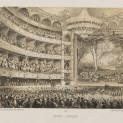 Image d'archive de la salle Favart