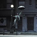 Dan Burton - Singin' in the Rain par Robert Carsen