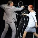 Rainer Trost & Marlis Petersen - Lulu par Tcherniakov