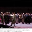 Shea Owens (Wagner), Jean-François Lapointe (Valentin) et Adam Palka (Méphistophélès) - Faust par Georges Lavaudant