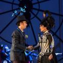 Cyrille Dubois (Horace) et Anne-Catherine Gillet (Angèle) - Le Domino noir par Valérie Lesort et Christian Hecq