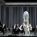 Thomas Johannes Mayer (Jochanaan), Gerhard Siegel (Hérode), Marina Prudenskaya (Hérodias) - Salomé par Hans Neuenfels