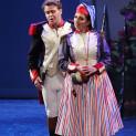 Kevin Amiel et Caroline Géa dans La Fille du Tambour-Major