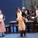Philippe Fargues et Caroline Géa dans La Fille du Tambour-Major
