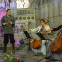 Anne Maugard (Orphée), Sarah Ledoux et Vérène Westphal - Orphée et Eurydice à La Chartreuse
