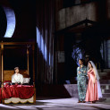 Philippe Sly, Julien Behr et Eleonora Buratto - Don Giovanni par David Marton