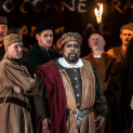 Mark Rucker - Simon Boccanegra par Elijah Moshinsky