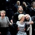 Tobias Westman, Eric Roos, Jakob Högström, Emma Lyrén - La Traviata par Olivier Py