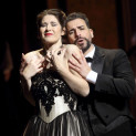 Nicole Car & Enea Scala - La Traviata par Renée Auphan