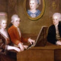 Famille Mozart
