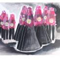 La Ville morte par Sandrine Anglade