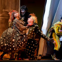Rachele Stanisci, Jean-François Lapointe, Enea Scala & Vannina Santoni - Falstaff par Jean-Louis Grinda