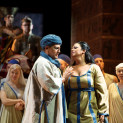 Lionel Lhote & Elaine Alvarez - Aida par Stefano Mazzonis di Pralafera
