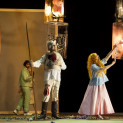 Don Quichotte par Margot Dutilleul