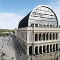 Opéra de Lyon - Extérieur