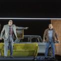 Michele Pertusi (Don Pasquale), Javier Camarena (Ernesto) - Don Pasquale par Damiano Michieletto