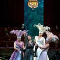 Regina Fritsch, Marie-Claude Chappuis, Eleonora Buratto et Eva Liebau - Ariane à Naxos par Sven-Eric Bechtolf
