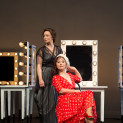 Regina Fritsch et Elena Moșuc - Ariane à Naxos par Sven-Eric Bechtolf