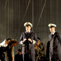 Toby Spence et Thomas Oliemans - Billy Budd par Deborah Warner