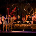 Berliner Kabarett & Les Sept Péchés capitaux par Olivier Desbordes