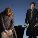 Layla Claire et Alexander Sprague dans Les Hauts de Hurlevent