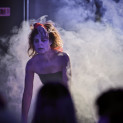 Valérie Lesort - Cabaret horrifique Porte 8