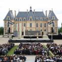 Tosca par Agnès Jaoui au Parc de Sceaux